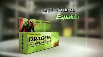 Dragon Pain Relief Cream TV Spot, 'Paramédico' [Spanish] - Thumbnail 5