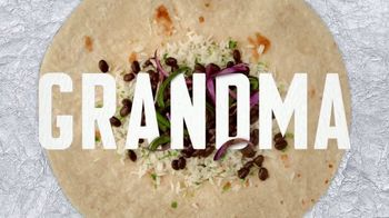 Chipotle Mexican Grill TV Spot, 'Grandma' - Thumbnail 2