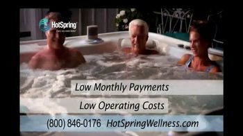 HotSpring Spa TV Spot, 'Healing' - Thumbnail 7