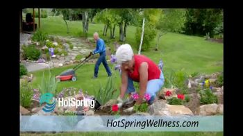 HotSpring Spa TV Spot, 'Healing' - Thumbnail 2