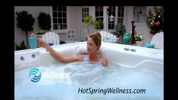 HotSpring Spa TV Spot, 'Healing' - Thumbnail 3