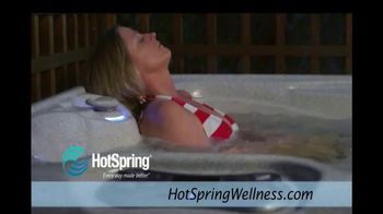 HotSpring Spa TV Spot, 'Healing' - Thumbnail 4
