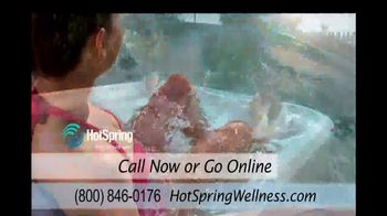 HotSpring Spa TV Spot, 'Healing' - Thumbnail 5