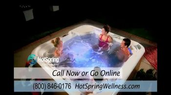HotSpring Spa TV Spot, 'Healing' - Thumbnail 6