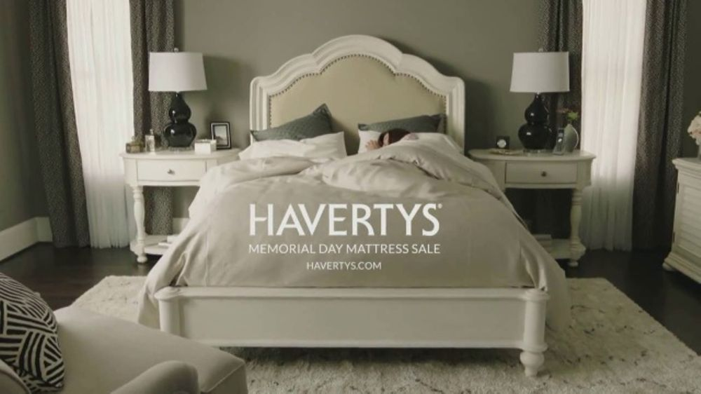 Havertys Memorial Day Mattress Sale Tv Commercial The Right Mattress Ispot Tv