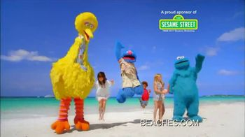 1-800 Beaches Negril TV Spot, 'Family Again' Song by Erin Bowman