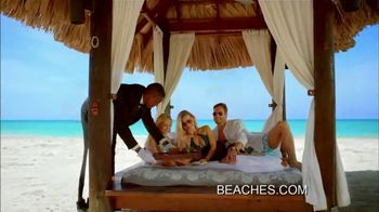 1-800 Beaches Negril TV Spot, 'Family Again' Song by Erin Bowman - Thumbnail 5