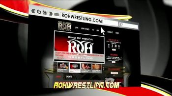 ROH Wrestling TV Spot, 'All the Action'