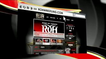 ROH Wrestling TV Spot, 'All the Action' - Thumbnail 1