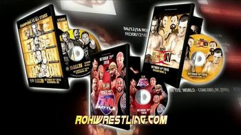 ROH Wrestling TV Spot, 'All the Action' - Thumbnail 6