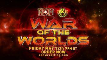 ROH Wrestling TV Spot, 'War of the Worlds' - Thumbnail 4