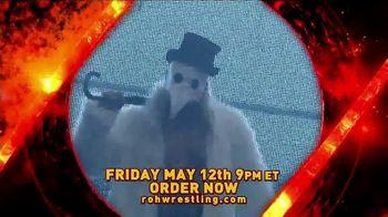 ROH Wrestling TV Spot, 'War of the Worlds' - Thumbnail 2