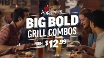 Applebee's Big and Bold Grill Combos TV Spot, 'Perfect Pairings' - Thumbnail 1