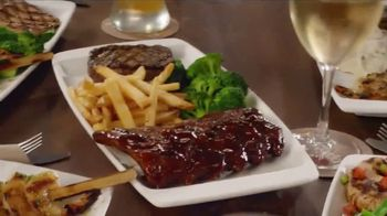 Applebee's Big and Bold Grill Combos TV Spot, 'Perfect Pairings' - Thumbnail 4