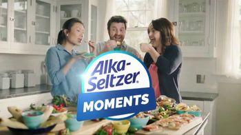 Alka-Seltzer Ultra Strength Heartburn Relief Chews TV Spot, 'Bliss' - Thumbnail 1