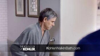 Kohler Walk-in Bath TV Spot, 'Calling on Ken' - Thumbnail 3