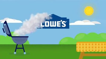 Lowe's Memorial Day Savings TV Spot, 'Trimmer and Appliances' - Thumbnail 2