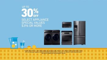 Lowe's Memorial Day Savings TV Spot, 'Trimmer and Appliances' - Thumbnail 5