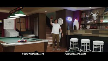 Progressive TV Spot, 'Super Man Cave' - Thumbnail 6