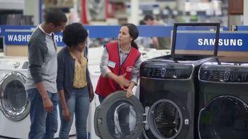 Lowe's TV Spot, 'Delicates: May Appliances' - Thumbnail 4