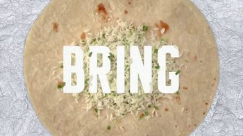 Chipotle Mexican Grill TV Spot, 'Bring an Appetite' - Thumbnail 2