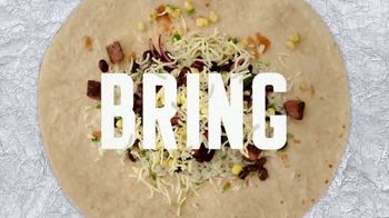 Chipotle Mexican Grill TV Spot, 'Bring an Appetite' - Thumbnail 6