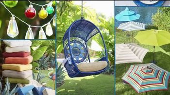 Pier 1 Imports Ready, Set, Summer Sale TV Spot, 'All Outdoor Is on Sale' - Thumbnail 4