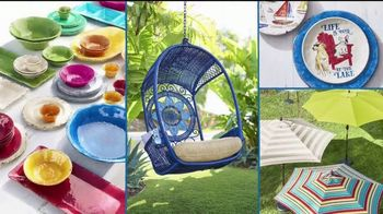 Pier 1 Imports Ready, Set, Summer Sale TV Spot, 'All Outdoor Is on Sale' - Thumbnail 5
