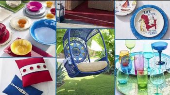 Pier 1 Imports Ready, Set, Summer Sale TV Spot, 'All Outdoor Is on Sale' - Thumbnail 6