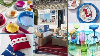 Pier 1 Imports Ready, Set, Summer Sale TV Spot, 'All Outdoor Is on Sale' - Thumbnail 7