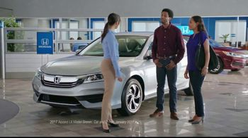 Honda Perfect Accord Sales Event TV Spot, 'Something New' [T2] - 5 commercial airings