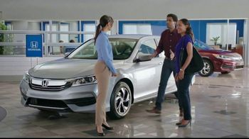 Honda Perfect Accord Sales Event TV Spot, 'Something New' [T2] - Thumbnail 8