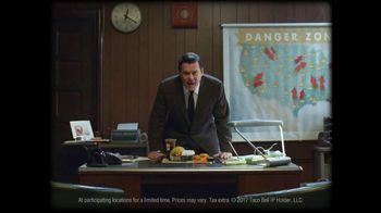 Taco Bell $5 Naked Chicken Chips Box TV Spot, 'Beware' - Thumbnail 5
