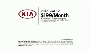 2017 Kia Soul EV TV Spot, 'Road Trip' [T2] - Thumbnail 8