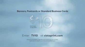 Vistaprint TV Spot, 'What Makes Your Business Great' - Thumbnail 10