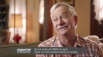 Chantix TV Spot, 'Ryan: Baking'