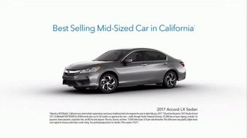 2017 Honda Accord LX TV Spot, 'Everyone Wins' [T2] - Thumbnail 8
