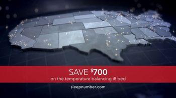 Sleep Number i8 Mattress TV Spot, 'Couples and Firmness' - Thumbnail 7
