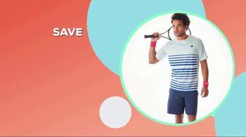 Tennis Warehouse Two Week Apparel Sale TV Spot, 'Look Great' - Thumbnail 3