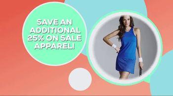 Tennis Warehouse Two Week Apparel Sale TV Spot, 'Look Great' - Thumbnail 4