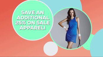 Tennis Warehouse Two Week Apparel Sale TV Spot, 'Look Great' - Thumbnail 5