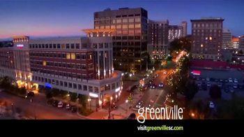Visit Greenville SC TV Spot, 'Best Town Ever' - Thumbnail 9