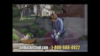 Bucket Stool TV Spot, 'Support and Versatility' - Thumbnail 7