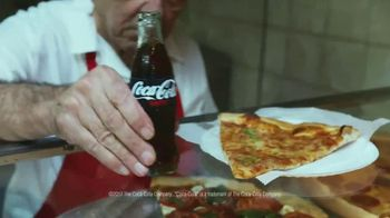 Coca-Cola TV Spot, \'Food Feuds: Pizza\'