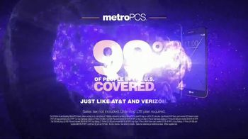 MetroPCS Best Free Phone Event Ever TV Spot, 'Take a Picture of Yourself' - Thumbnail 9