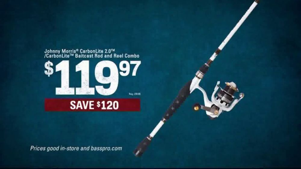 96b6f5d9154 Bass Pro Shops 2018 Spring Fishing Classic TV Commercial