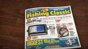 Bass Pro Shops 2018 Spring Fishing Classic TV Spot, 'Rod, Reel and echoMap' - Thumbnail 4