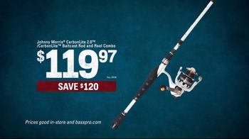 Bass Pro Shops 2018 Spring Fishing Classic TV Spot, 'Rod, Reel and echoMap' - Thumbnail 5