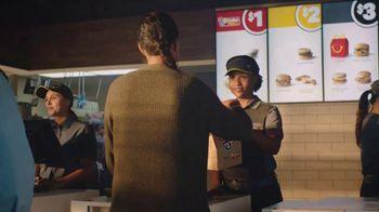 McDonald's $1 $2 $3 Dollar Menu TV Spot, 'Office Kleptos' - Thumbnail 1