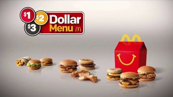 McDonald's $1 $2 $3 Dollar Menu TV Spot, 'Office Kleptos' - Thumbnail 8